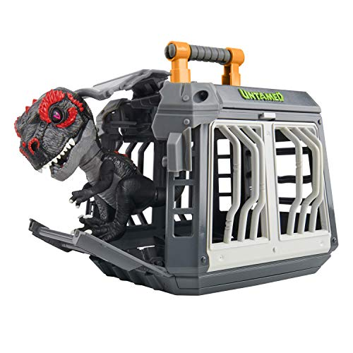 "Fingerlings Untamed Jailbreak Playset with Exclusive T-Rex ""Infrared"" by WowWee Only $19.97"