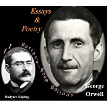"Essays and Poetry (Enriched by ""If"" & ""Barrack-Room Ballads"")"
