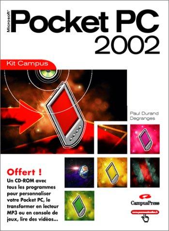 Pocket PC 2002-CD-ROM (French Pocket Pc Language)