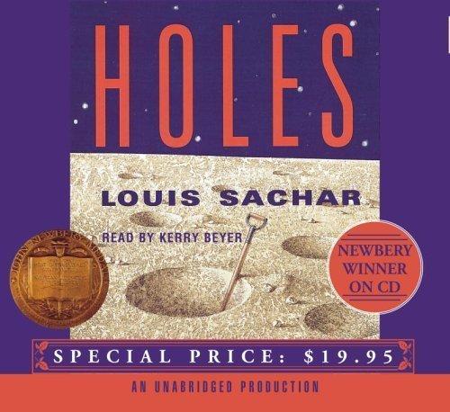 Holes By Louis Sachar(A)/Kerry Beyer(N) [Audiobook]