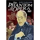 The Phantom of the Opera (1924) (Silent Film Classic)