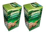 Nature Valley Crunchy Granola Bars Oats 'N Honey, 98 Bars (2 Boxes)
