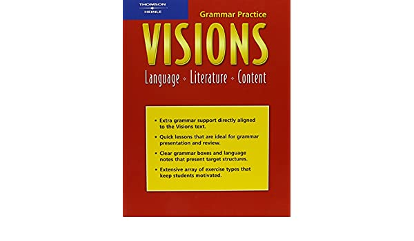 Visions Grammar Practice B: Mary Lou McCloskey, Lydia Stack ...