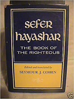 an analysis of the sefer hayashar Women's prayer services - theory and practice 1  for an analysis of the nature of women's exemption from time-bound commandments and the  sefer hayashar, sec.