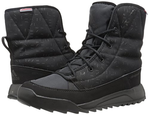 adidas Outdoor Women's Cw Choleah Insulated CP Snow Boot, Black/Reflective/Black, 9.5 M US