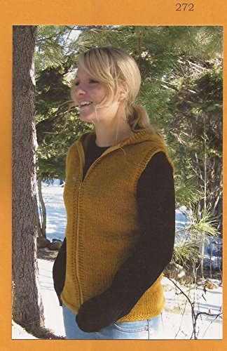 Amazon Knitting Pure Simple Knitting Pattern No 272 Bulky