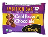 Pamela's Products - Organic Ambition Bar Cold Brew Chocolate - 1.4 oz.