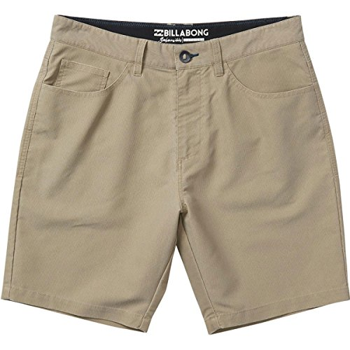 - Billabong Big Boys' Outsider X Surf Cord Walkshorts,22,Khaki