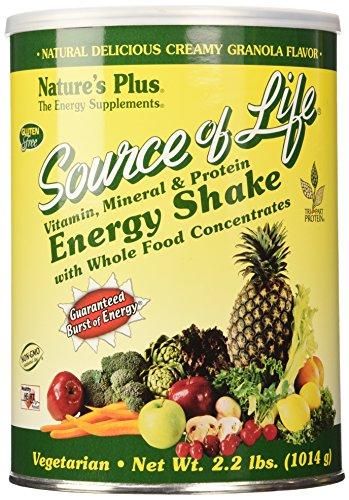 Natures Plus Source Energy Shake