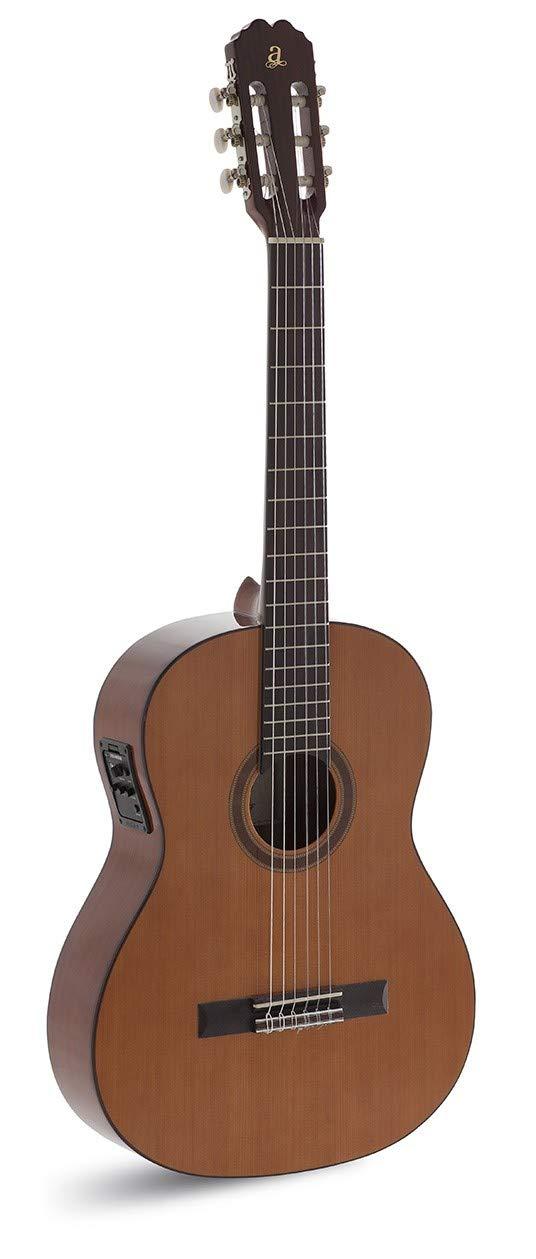 Admira - Guitarra Malaga Electrificada Fishman: Amazon.es ...