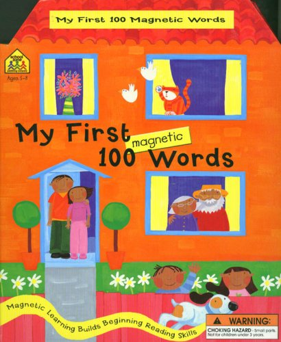My First 100 Magnetic Words ebook