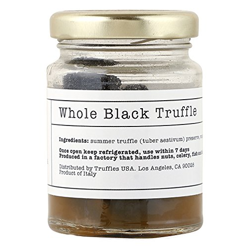 Review TRUFFLES USA Whole Black