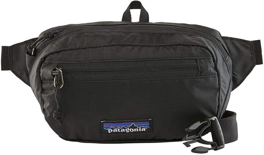 Patagonia Ultralight Black Hole/® Mini Hip Pack 1L Mod 49447 Nero