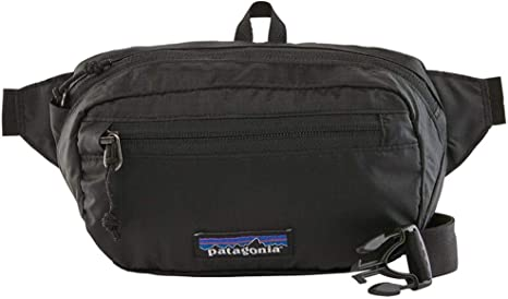 Patagonia Ultralight Black Hole® Mini Hip Pack 1L Mod. 49447 Nero ...