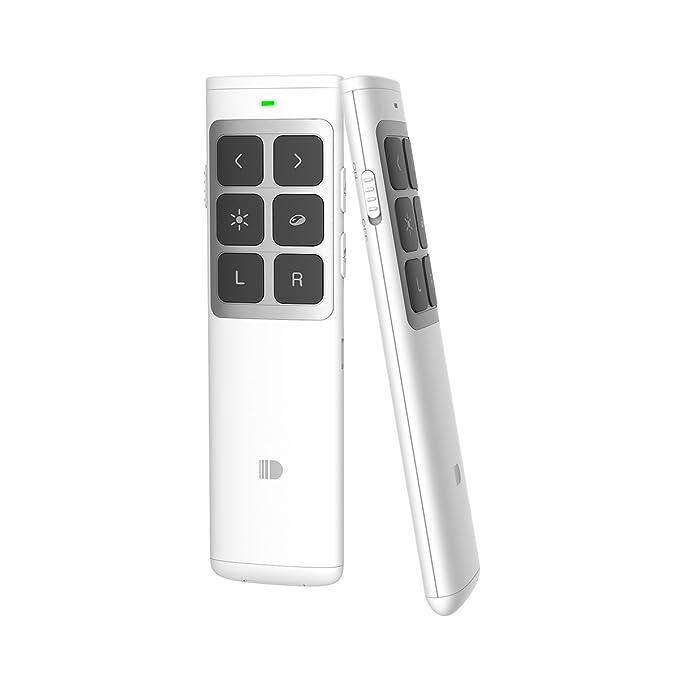 1 opinioni per Doosl®- Telecomando wireless per presentazioni, ricaricabile e multifunzione, da