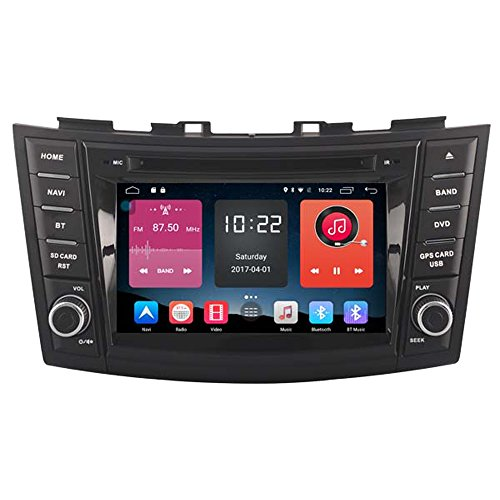 Autosion Android 6.0 Quad Core Stereo Radio GPS Navi Car DVD Player for Suzuki Swift 2011-2017 Suzuki Ertiga 2012-2017 For Sale