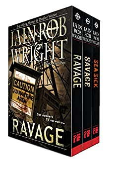 Ravaged World Saga (5 Horror Novels) (Ravaged World Trilogy Book 0) by [Wright, Iain Rob]