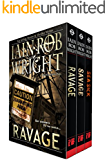 Ravaged World Saga (5 Horror Novels)