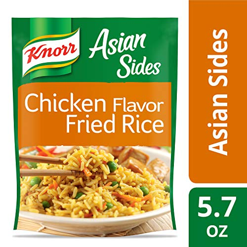 Knorr Asian Side Dish, Chicken Fried Rice, 5.7 Ounce (Pack of 4) (Best Side Dish For Fried Rice)