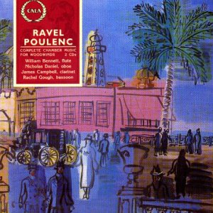 (Maurice Ravel / Francis Poulenc: Chamber Music for Woodwinds)