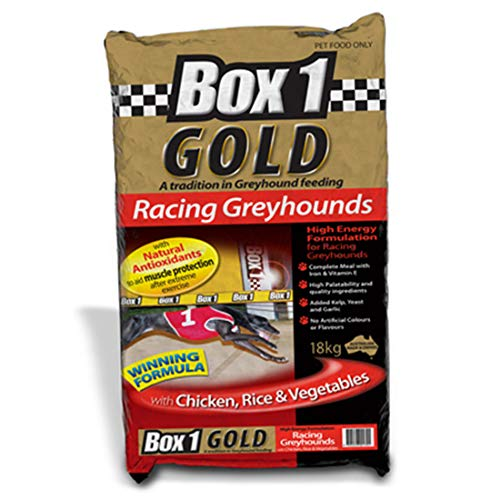 Box 1 gold Racing 18KG (36) (DBG18)