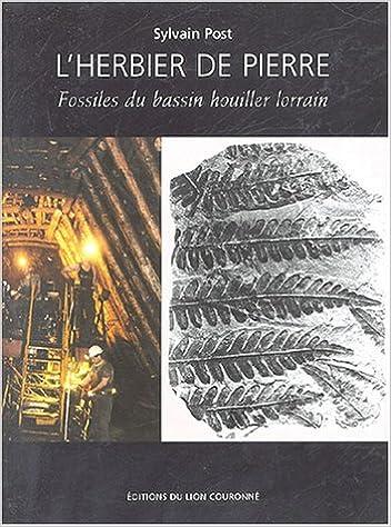 En ligne téléchargement gratuit L'herbier de pierre : Fossiles du bassin houiller lorrain pdf, epub