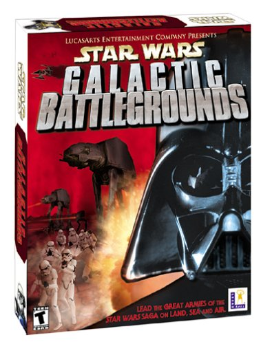 - Star Wars: Galactic Battlegrounds - PC