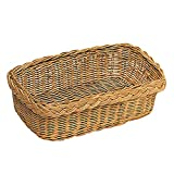 Unlined Collection Basket - Rectangular