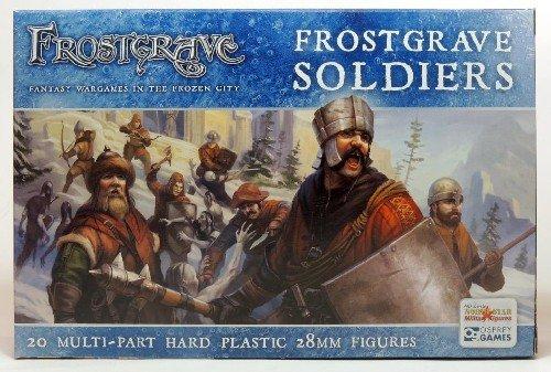 Soldier Miniature (Frostgrave Soldiers)