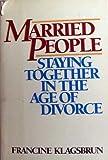 Married People, Francine Klagsbrun, 055305080X
