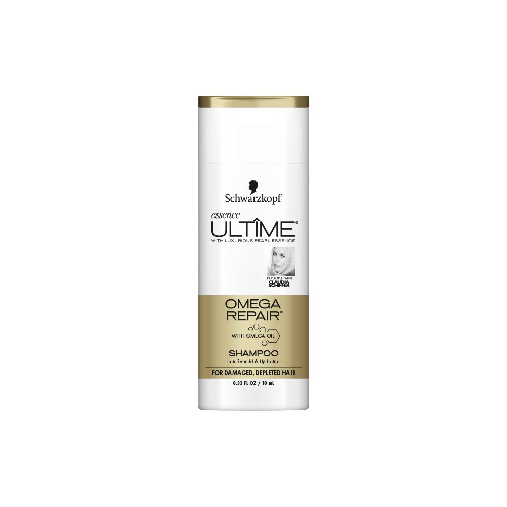 Schwarzkopf Essence Ultime Omega Repair Shampoo, 13.5 Ounce