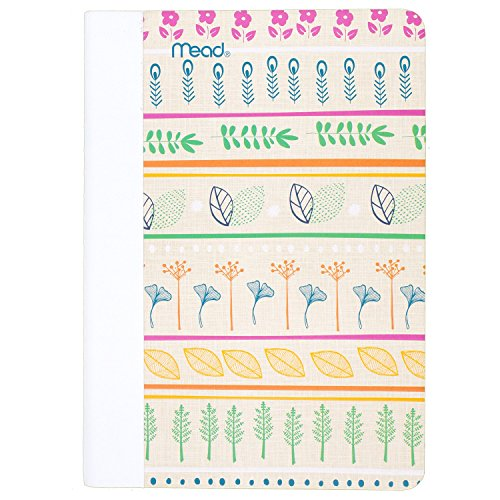 Mead Composition Notebook Botanical 09628