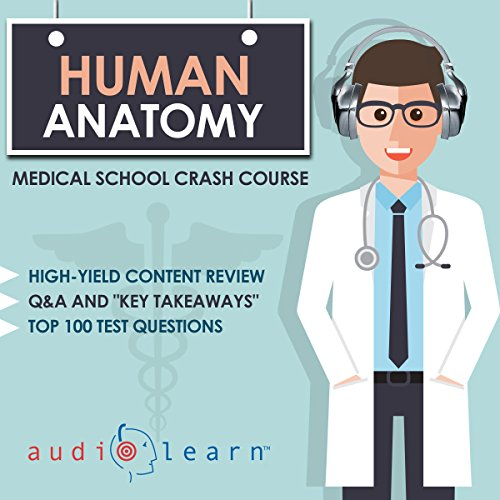 Human Anatomy: Medical School Crash Course