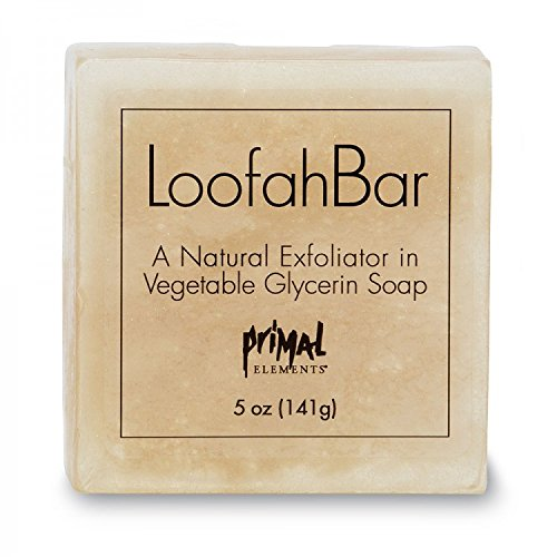 cot Island 5.0 Oz. Loofah Glycerin Bar Soap ()