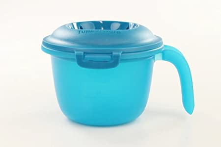 Tupperware Microondas Junior de arroz de Meister 550 ML Azul ...