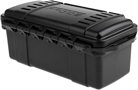 Perfeclan Waterproof Shockproof Box Airtight Survival Case Container Storage Carry Box