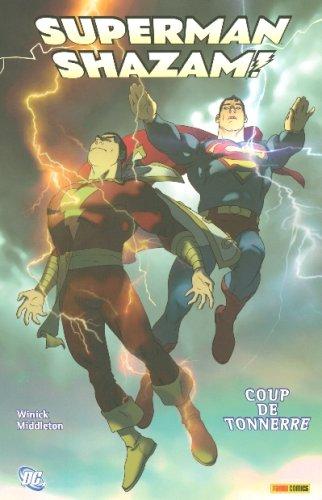 comics shazam film