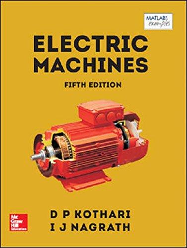 Electric Machines Nagrath Kothari Pdf