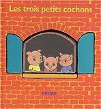 Les Trois Petits Cochons  (Pop-Up - livre animé)