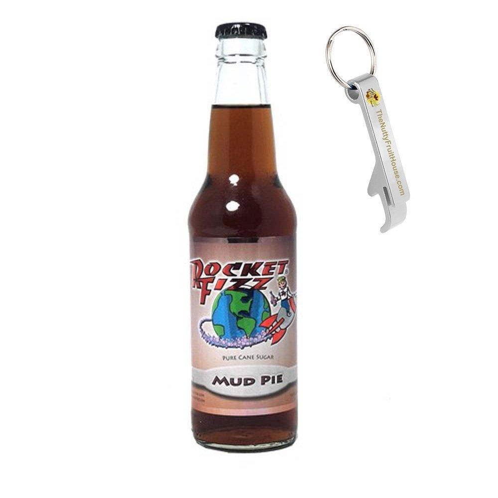 Amazon com : Rocket Fizz Rocket Fuel Soda Pop 12-Ounce Bottle 1