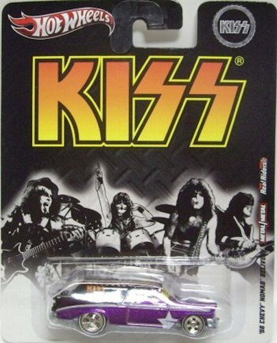 kiss hot wheels - 2
