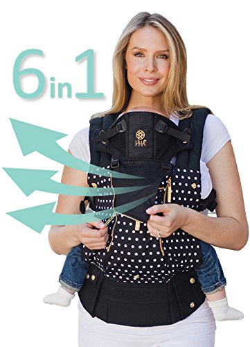 Cheap SIX-Position, 360° Ergonomic Baby & Child Carrier by LILLEbaby - The COMPLETE All Seasons (Sp...