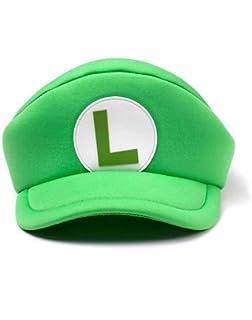 Bioworld EU Nintendo Super Bros. Kids Mario Logo Curved Hat 3238832027a