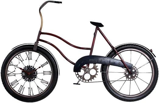 reloj de pared Relojes De Bicicleta Reloj De Pared De Cuarzo ...