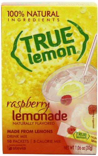 True Lemon Raspberry Lemonade 10-count (Pack of 6) (Lemonade Raspberry)