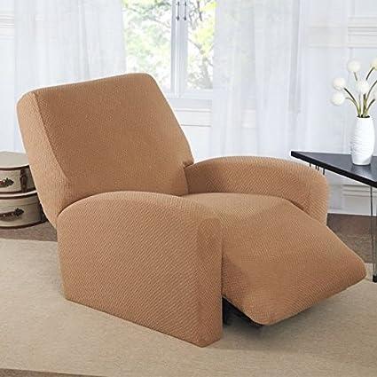Amazon Com Four Piece Beige Home Decor Slipcover For