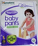 Himalaya Total care Baby Pants Diapers large (28 count )