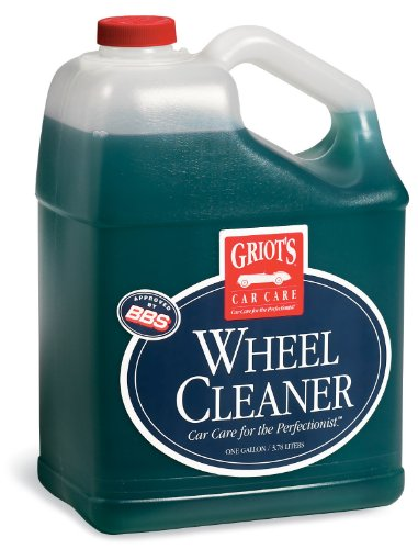 Griot's Garage 11107 Wheel Cleaner - Green Leaf Rim