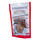 Rollover Small Salmon Stuffed Beef Planks, Pack of 2