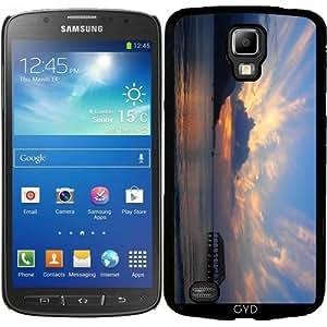 Funda para Samsung Galaxy S4 Active i9295 - Puesta De Sol En Kauai by loki1982